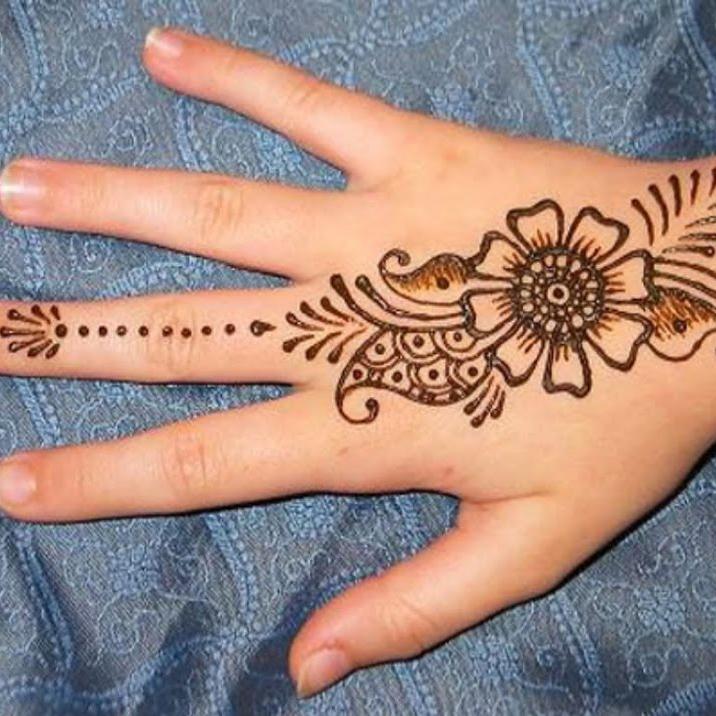 Waar Henna Tattoo Kopen: Villa Vonk Workshop Henna Tattoo In Villa Vonk